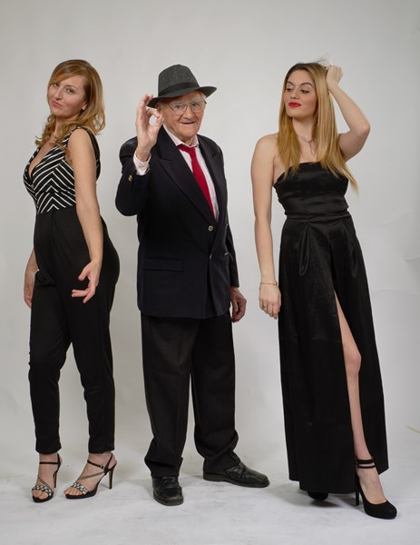Trio Sylvia Pagni Teddy Reno Elisa Riccitelli