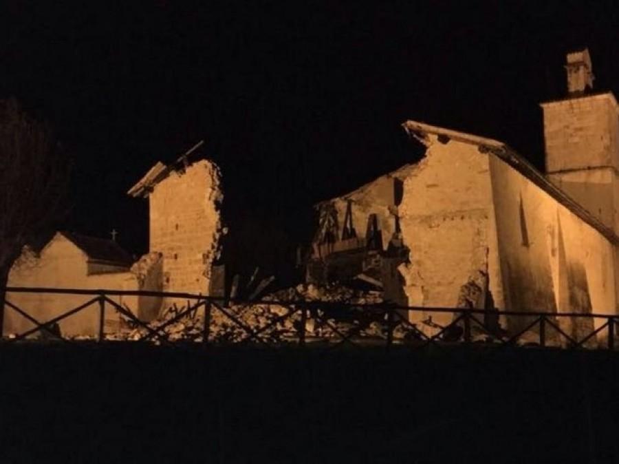 Sisma, prefetto Macerata: Evacuati mille tra Camerino e Visso