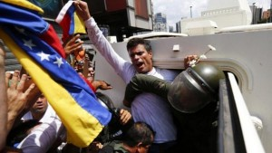 Leopoldo Lopez, an ardent opponent of Venezuela's socialist government