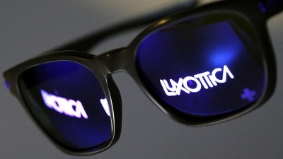 Glasses maker Luxottica to merge with lens manufacturer Essilor