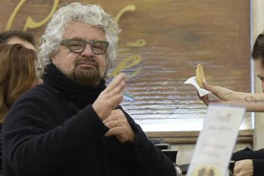 Beppe Grillo in tribunale contro Angelo Ferrillo