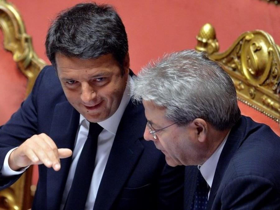 Renzi e Letta, stilettate al vetriolo. L'ex premier guarda