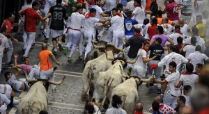Pamplona: 2016 running of the bulls comes to an end