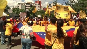 Venezuela: opposition push for speedier recall referendum