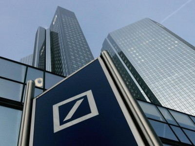 Surprise profit from Deutsche Bank but still overshadowed by massive US fine