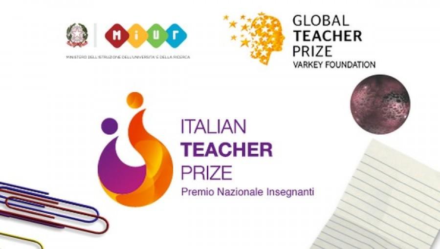 Maria Stella Perrone del Castigliano finalista all'Italian Teacher Prize