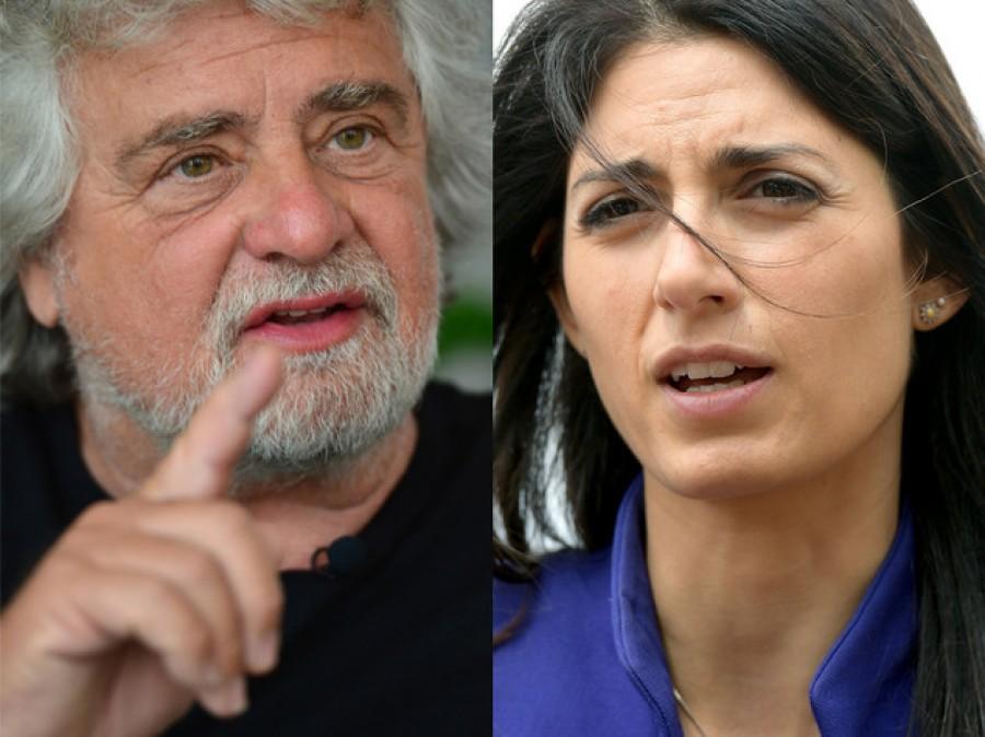 Bufera a Roma: la giunta di Virginia Raggi è nel caos