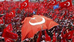 Istanbul rally called by Erdogan draws millions