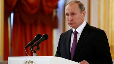 Russia ready to restore relations with US, says Vladimir Putin