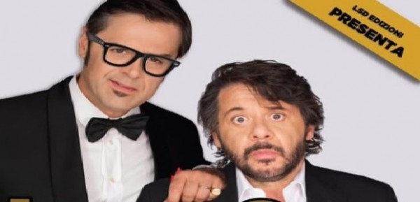 Lillo e Greg in GAGMEN I fantastici sketch
