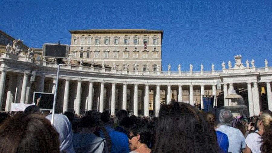 Papa a detenuti: