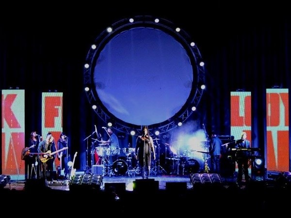 Gallipoli, McBroom e Wallis in concerto per i Pink Floyd