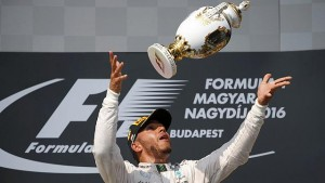 Formula One: Hamilton takes championship lead after Hungarian GP victory