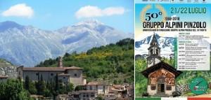 """Lettera aperta ai """"fratelli"""" Alpini di Pinzolo per il 50° Anniversario del  Gruppo 9e5361177aab"""