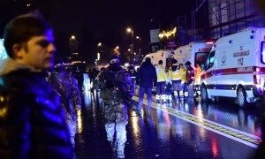 New Year massacre: Dozens dead in Istanbul nightclub attack