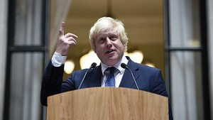 Boris Johnson shrugs off Europe's shock at top diplomatic job