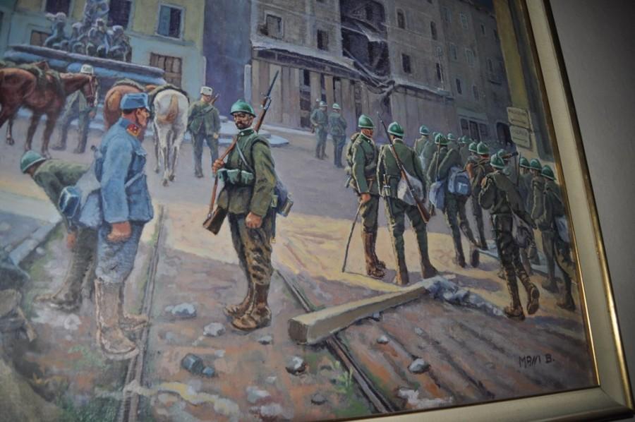 Ufficio Conflitti Del Lavoro Gorizia : Centenario della presa di gorizia