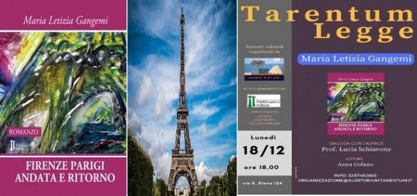 Nous sommes des Voyageurs  «Firenze Parigi Andata Ritorno» di Maria Letizia Gangemi
