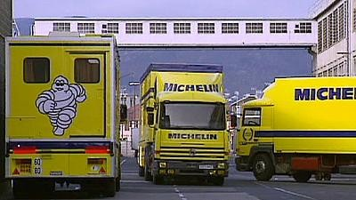 Michelin to shed 1,600 jobs in European plant shake-up