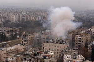 Russia and US to talk Aleppo rebel withdrawal as Syrian army advances