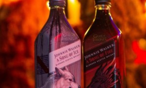 "Johnnie Walker trae a Venezuela las dos últimas botellas coleccionables inspiradas en ""Game Of Thrones"""