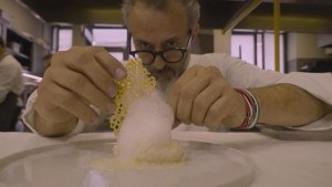 Italian 'poet chef' named world number one