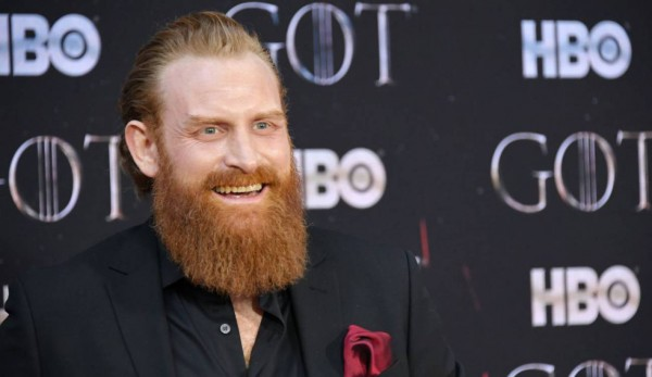 Actor Kristofer Hivju de 'Game of Thrones' confirmó que dio positivo por coronavirus