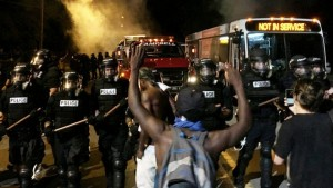 Protests over latest fatal shootings by US police