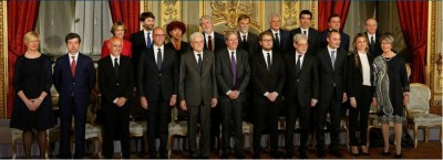 Gentiloni unveils Italy's new government