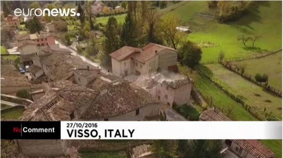 Terremoto Centro Italia, dopo la forte scossa partite unità cinofile da Sondrio