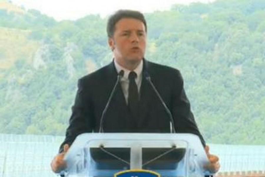 Domani Renzi inaugura il Viadotto Italia