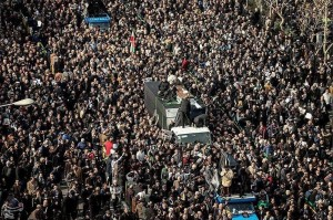 Iranians rebel at former President Rafsanjani's funeral