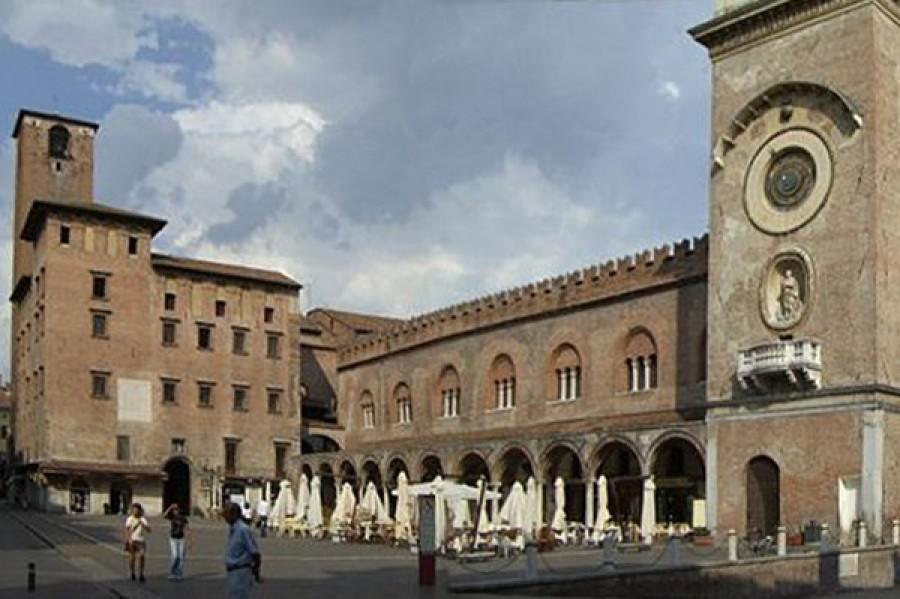 Mantova citt d arte 3 0 il futuro delle citt d arte in for Ca delle erbe mantova