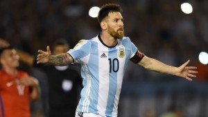 Messi banned for four international matches