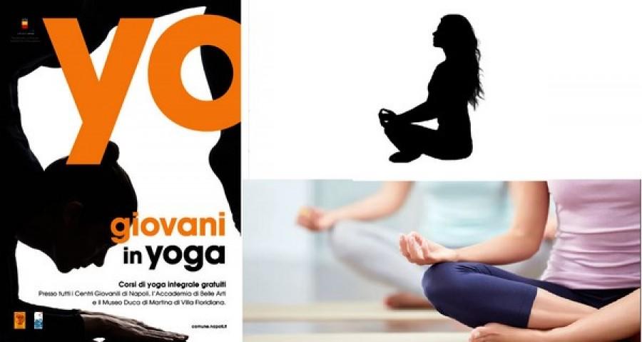 Napoli giovani in yoga corsi gratuiti presso centri for Accademia delle belle arti corsi