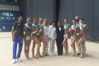 Riscatto Azzurro! L'Italia vince il bronzo All-around in CdM