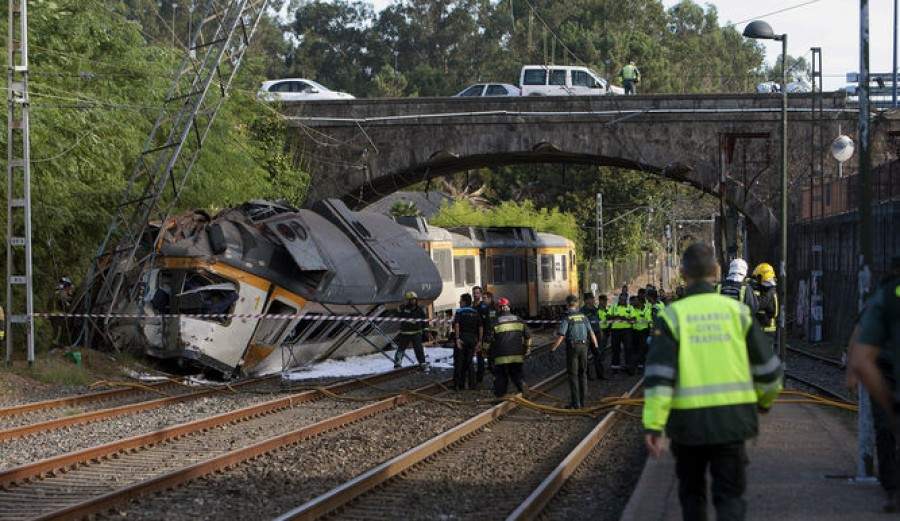 Incidente ferroviario nel nord della Spagna: treno deraglia, morti e feriti