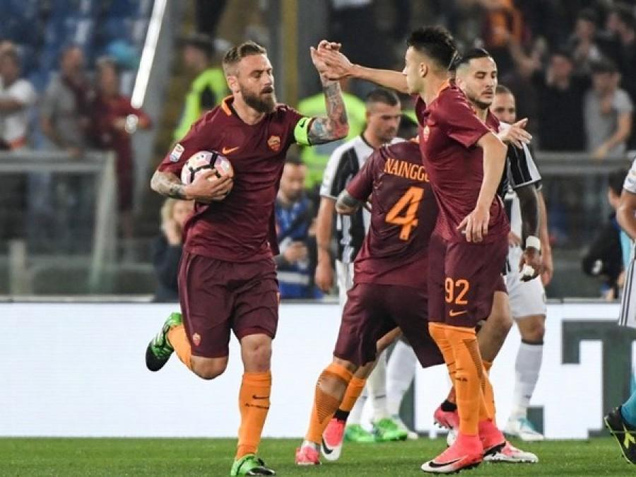 Serie A. All'Olimpico festeggia solo la Roma. Juve, rimandata la festa Scudetto