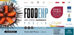Foodexp, si parte: emergenti in gara e big chef sul palco