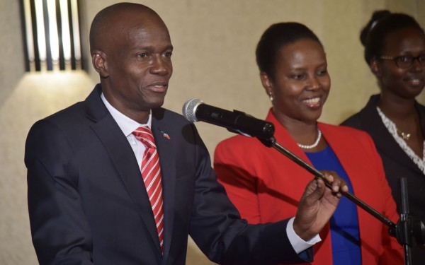 Businessman Moise confirmed as new president of Haiti