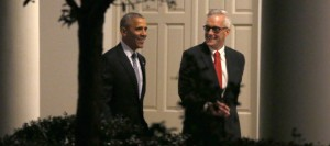 Barack Obama e Denis McDonough