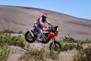 Dakar Rally: Barreda takes stage three and overall race lead