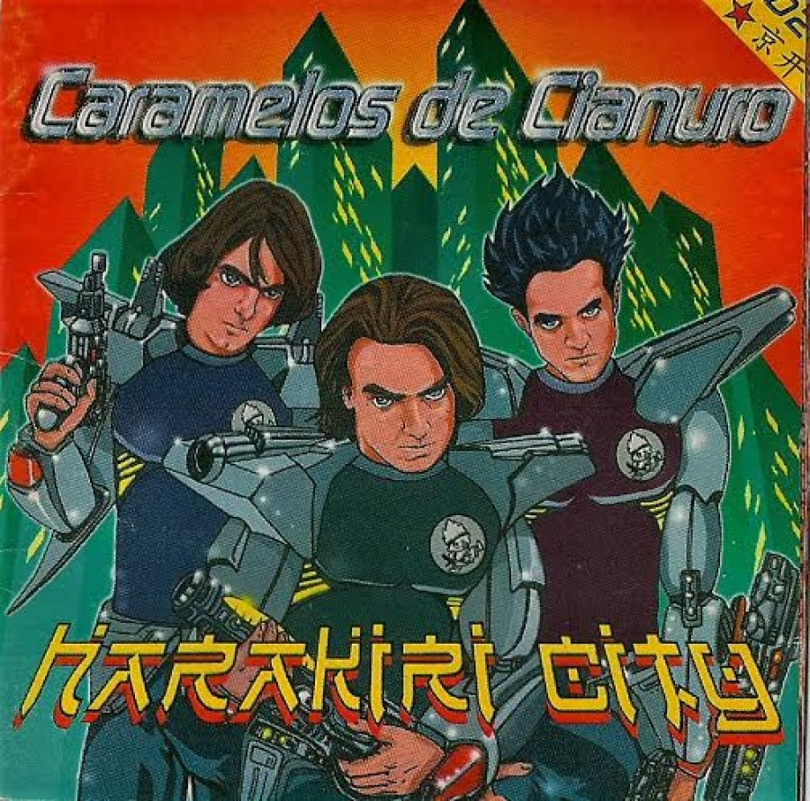 harakiri city album