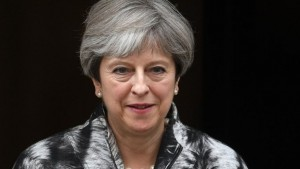 """I got us into this mess, I'll get us out,"" May tells Conservative MPs"