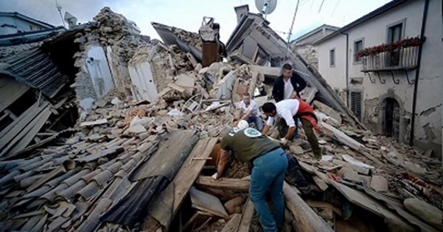 Terremoto Amatrice, l'appello dell'Avis:
