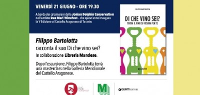 Due Mari WineFest, escursioni tra i delfini in catamarani