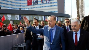 Mass sackings in latest Turkish government purge