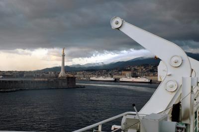 Messina incidente su una nave 3 operai morti per - Tavolo matto porto potenza ...