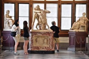 Florence Uffizi Galleries on Instagram, Twitter