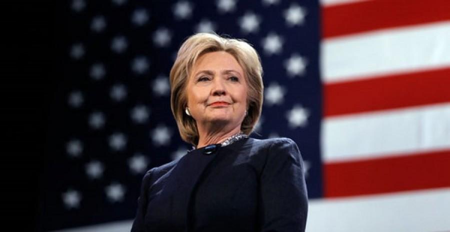 Usa 2016. Hillary Clinton: